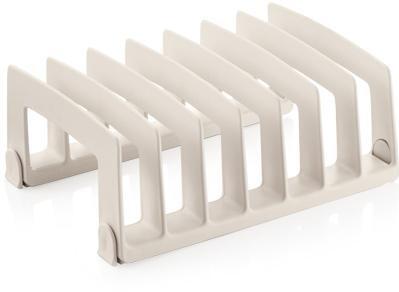 Tescoma zásobník na plastové viečka FlexiSPACE 185 x 148 mm