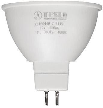 Tesla LED žárovka GU5, 4W