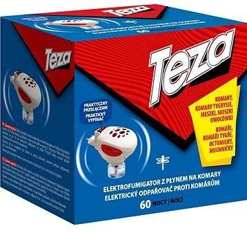 TEZA el. odpařovač s tekutou náplní 36 ml (60 nocí)