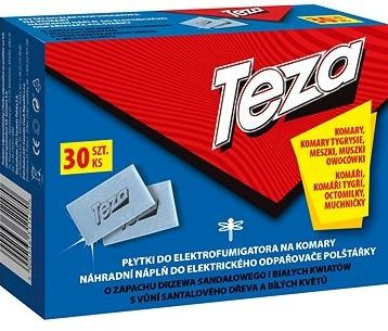 TEZA náhradní náplň do el. odpařovače 30 tab.
