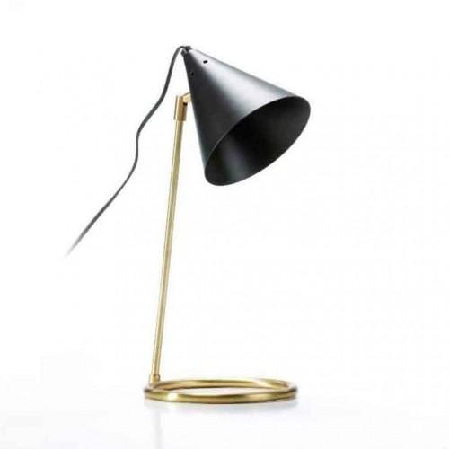 Stolová lampa s konštrukciou v bronzovej farbeThai Natura Joos
