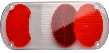 Levý kryt světlometu nosičů kol Thule (50716)