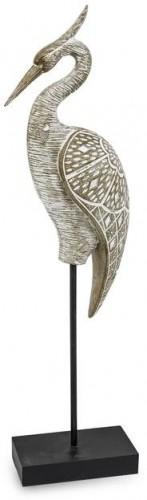 Dekoračný plameniak Miror 60 cm