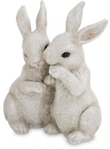 Soška zajačiky 15 cm