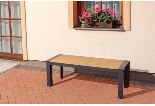 Záhradný lavica Timpana Ghenno, dĺžka 150 cm