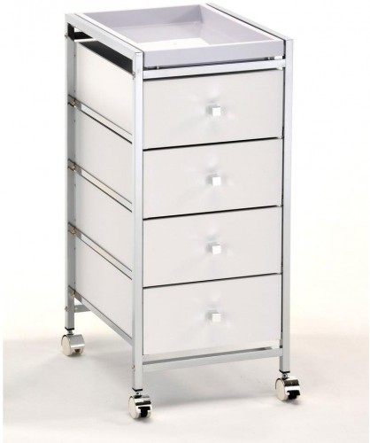 Pojazdná skrinka so 4 zásuvkami Tomasucci Baldo