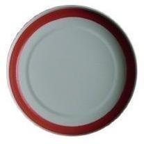 TORO Viečko OMNIA na zaváracie poháre 20 ks, priemer 8,2 cm