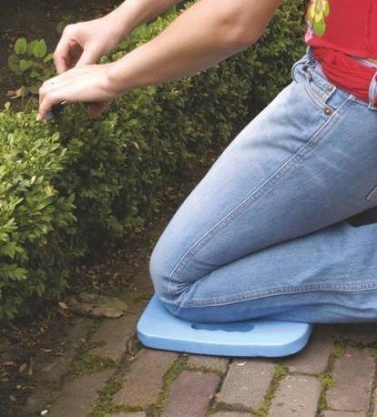 TORO Záhradná podložka pod kolená, modrá