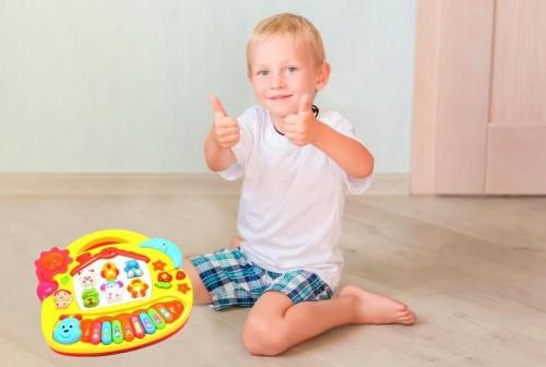 Hudobné nástroje pre deti