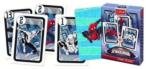 Trefl Čierny Peter Spiderman