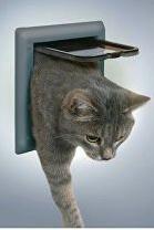 Dvierka pre mačky