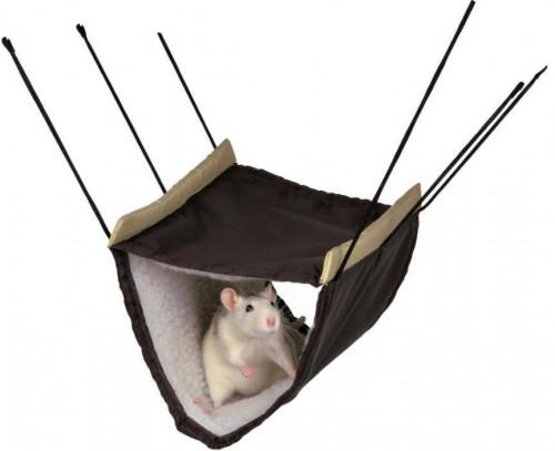 Pelech (fretka, potkan) závesný - 22x15x30cm