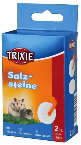 Trixie Minerálne soľ koliesko pre škrečka - 2x54g