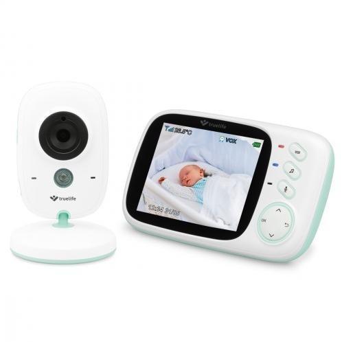 Detské elektronické pestúnky a monitory dychu