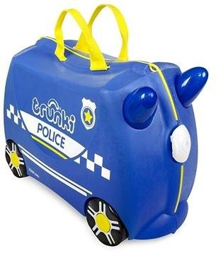 Policejní auto Percy