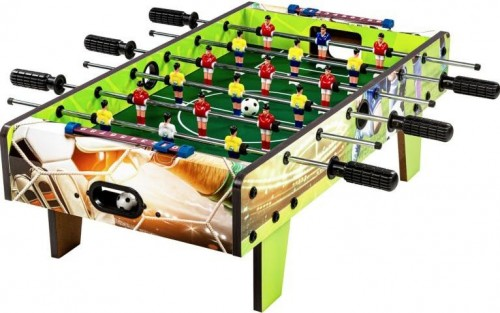 Mini stolný futbal s nožičkami, 70 x 37 x 25 cm, potlač