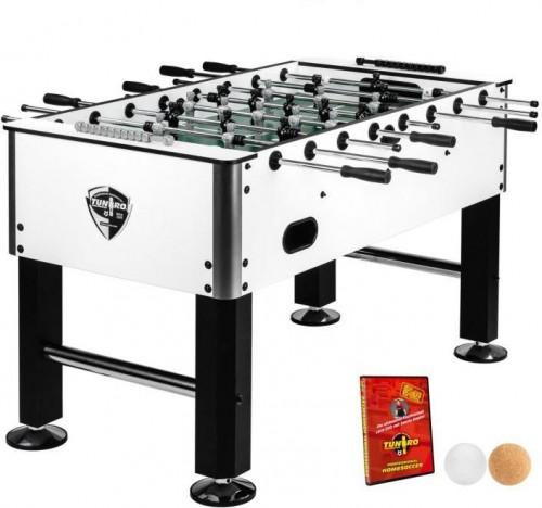 Stolný futbal TUNIRO BASIC - biela