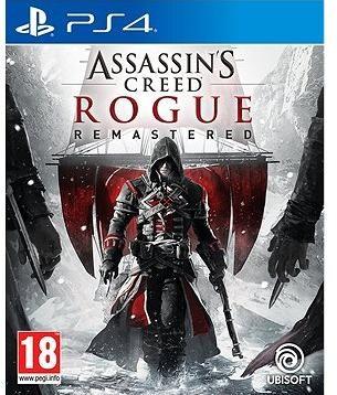 Assassins Creed: Rogue Remastered - PS4