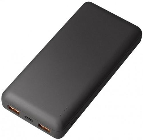 Power Bank Uniq Fuele Max 20000mAH, USB-C PD, 66W sivá