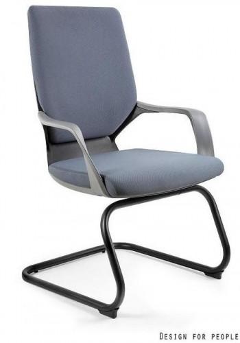Kancelárska stolička Amanda III čierna/sivá