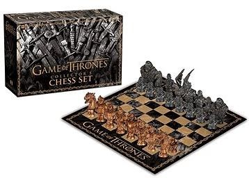 Game of Thrones - Collector Chess Game - šachy