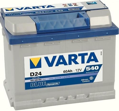 VARTA Blue Dynamic autobatérie 12V/60Ah