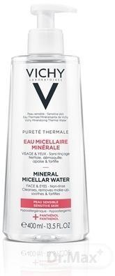 VICHY PURETE THERMALE MINERAL Micelárna voda sensitive 1x400 ml