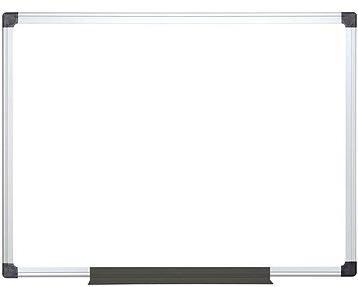 VICTORIA 60x90cm bílá, hliníkový rám