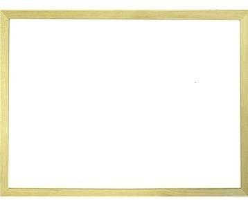 VICTORIA magnetická 40x60cm bílá