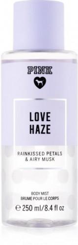 Victoria's Secret PINK Love Haze telový sprej pre ženy 250 ml