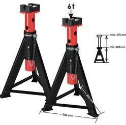 Podpera Vigor, V2648, 370 - 575 mm, 6 t, 2 ks