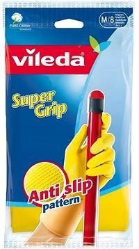 VILEDA Rukavice Supergrip M