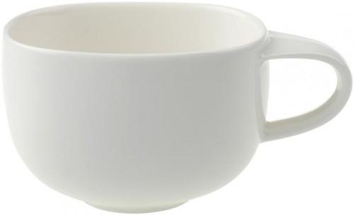 Biely porcelánový hrnček Villeroy & Boch Montauk, ⌀24cm