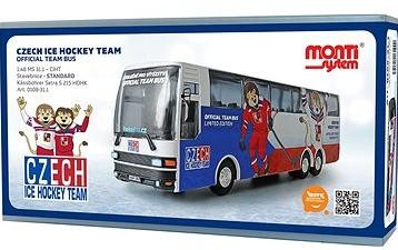 Monti 31.1 Czech Ice Hockey Team