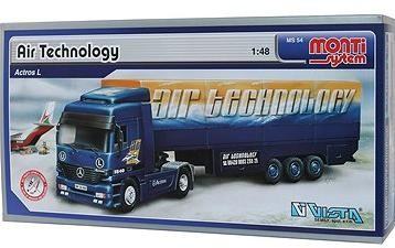 Monti system 54 - Air Technology Actros L-MB 1:48