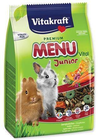 VITAKRAFT menu RABBIT  Junior - 500g