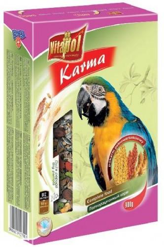 VITAPOL veľ. papagáj  - 1,5kg - vědro