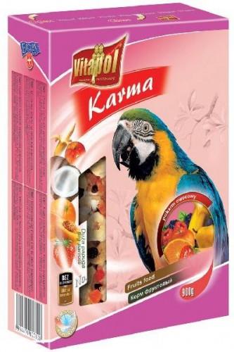 VITAPOL veľ. papagáj OVOCIE  - 750g