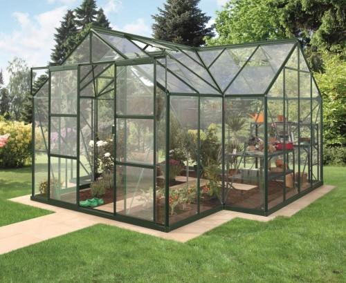 skleník VITAVIA SIRIUS PC 6 mm zelený