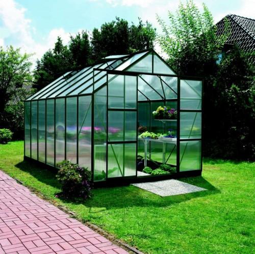 skleník VITAVIA URANUS 11500 PC 6 mm zelený