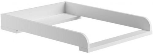Biely prebaľovací pult Vox Lounge