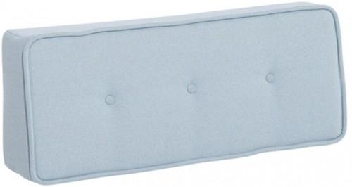 Modrá zadná opierka k modulovej pohovke Vox Custom