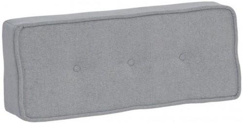 Modro-sivá zadná opierka k modulovej pohovke Vox Custom