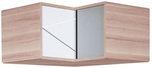 Prídavná vrchná skrinka k rohovej šatníkovej skrini Vox Evolve