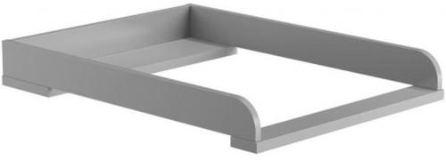 Sivý prebaľovací pult Vox Lounge