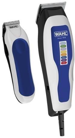 Wahl Súprava na úpravu vlasov - Strihač vlasov s napájacím káblom a Cestovné zastrihávač Color Pre Combo 1395-0465