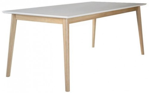 Biely jedálenský stôl We47 Eeelis