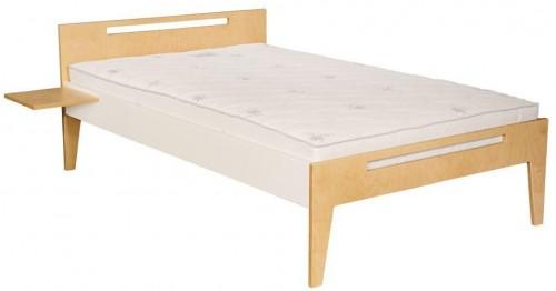 Dvojlôžková posteľ We47 Caresse, 120 x 200 cm