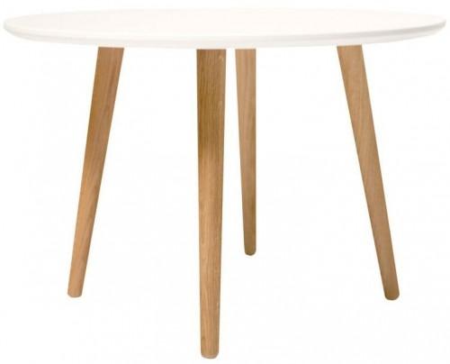 Konferenčný stolík s bielou doskou We47 Eelis