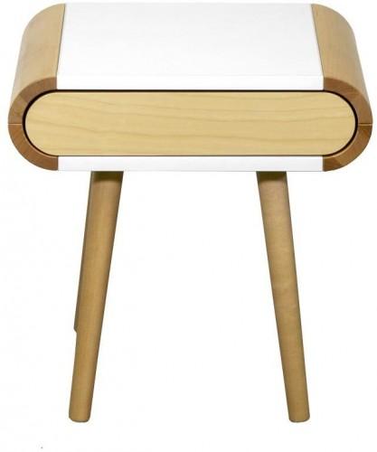 Nočný stolík so zásuvkou We47 Fun